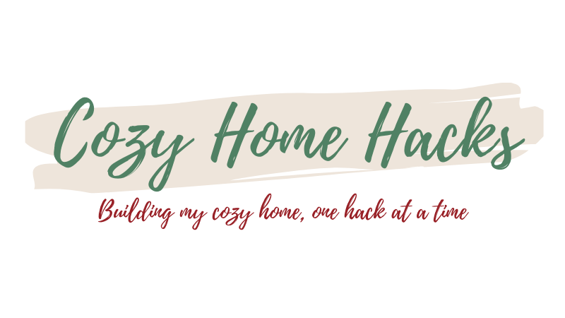 Cozy home hacks blog headerac
