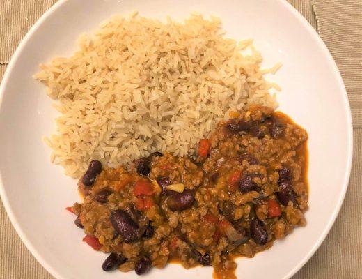 easy chili con carne recipe