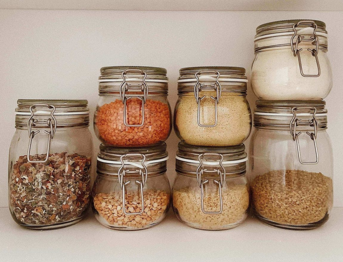 how to stock a pantry cozy home hacks