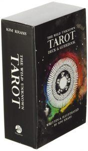 tarot deck and guidebook