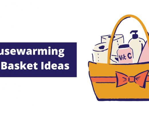Housewarming Gift Basket Ideas banner