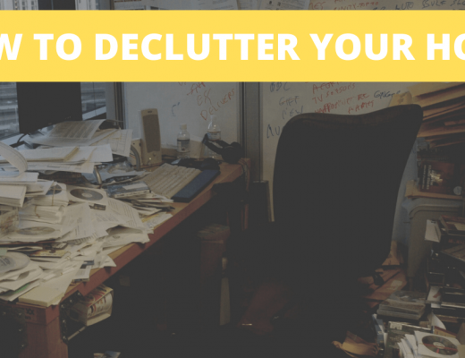 how to declutter home banner (2) (1)