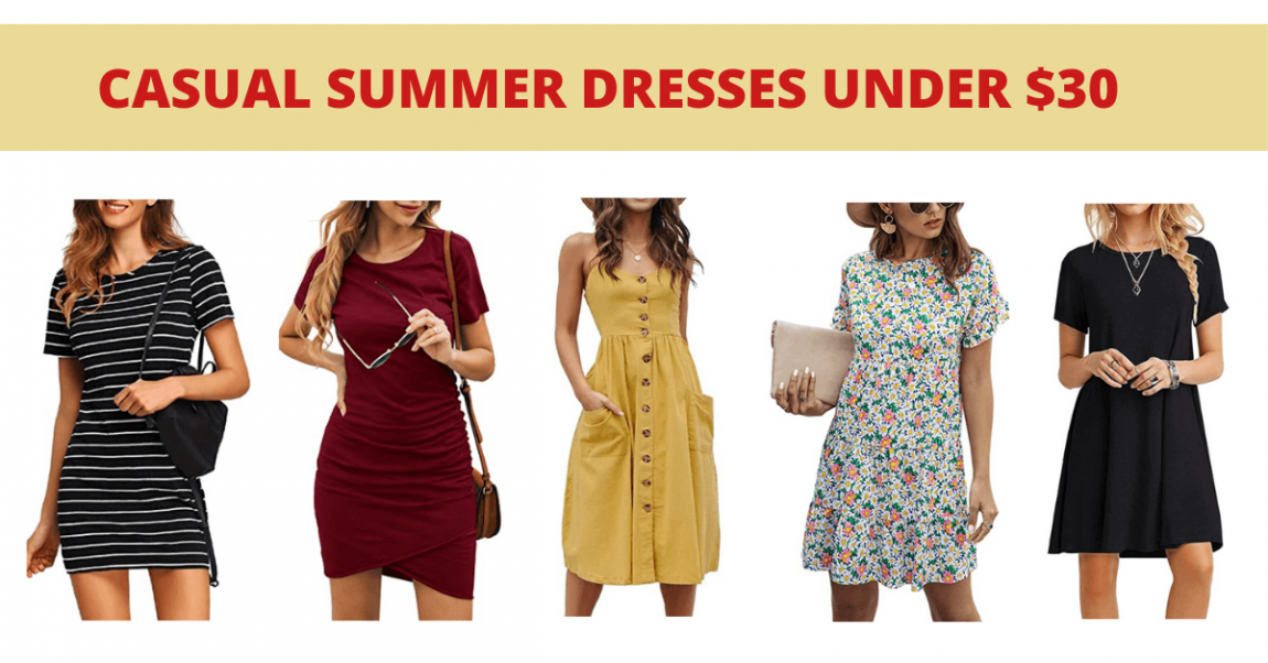 Casual Summer Dresses banner (1)