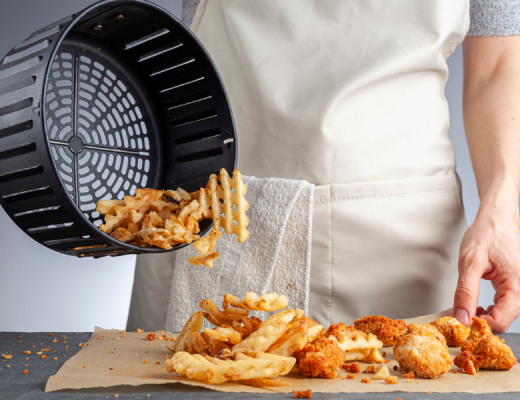 What can you cook in an air fryer banner