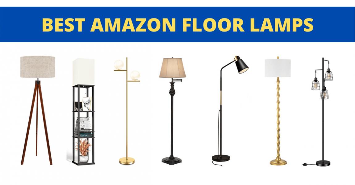 amazon floor lamps banner