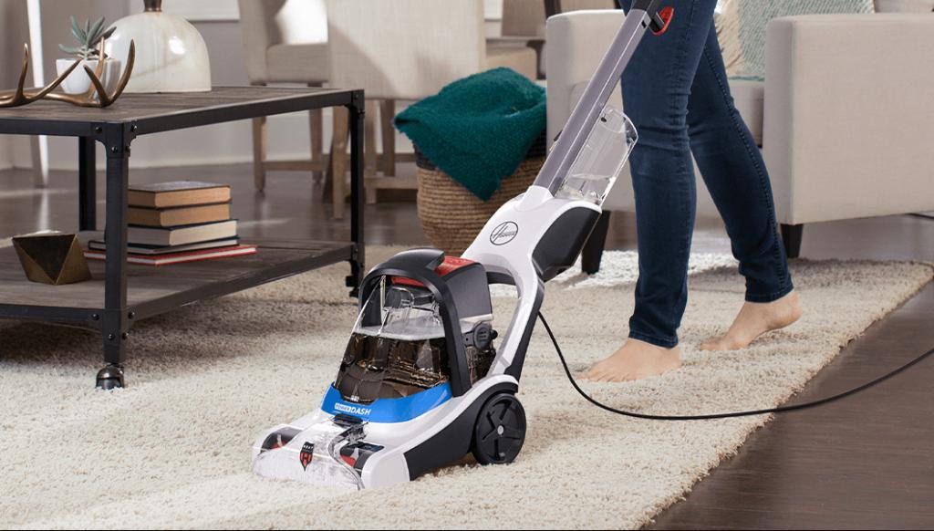 carpet cleaner power dash