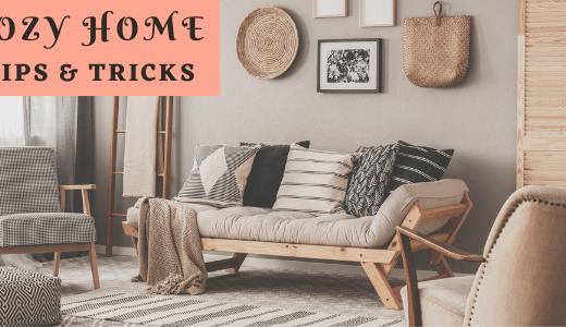 15 cozy home hacks banner post