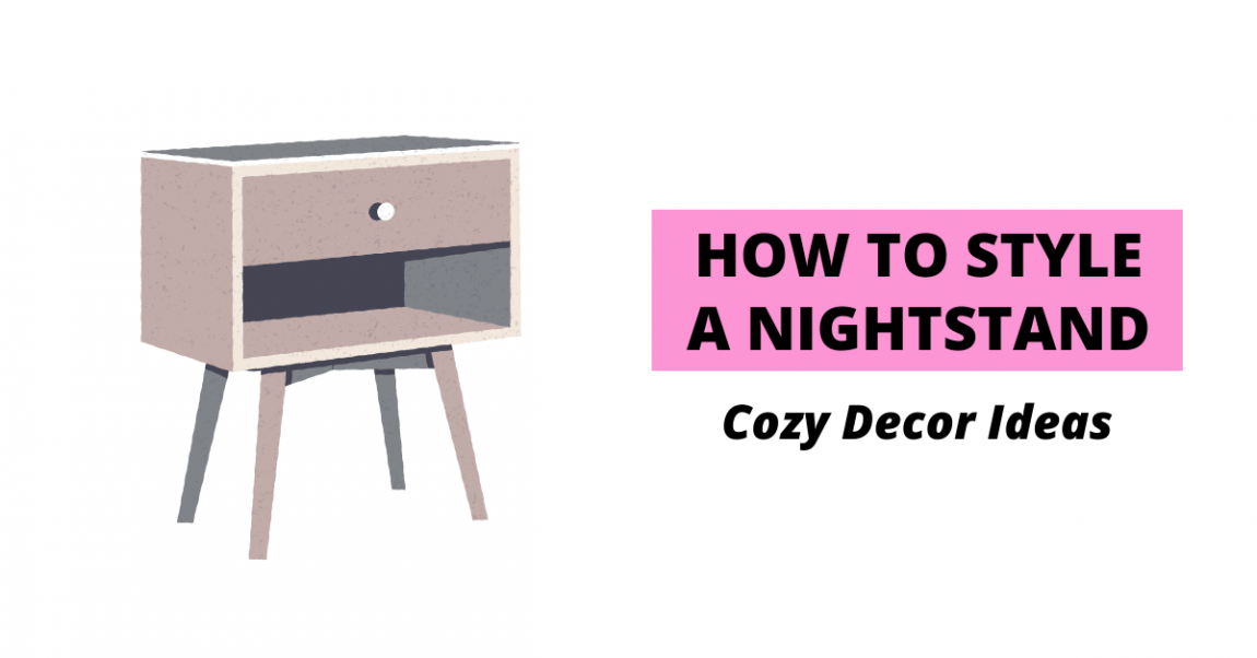Nightstand Decor Ideas banner (1)